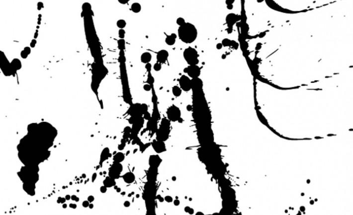 Free Vector Pack – Paint Splatters Vol 1