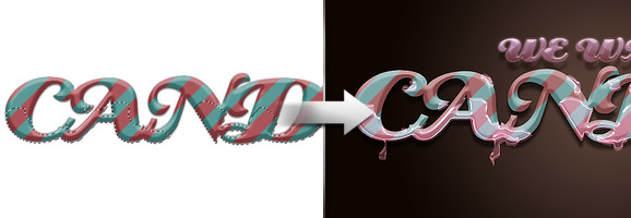 19 Awesome Photoshop Text Effect Tutorials