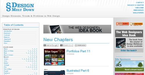 20 Ultimate sources of web design Inspiration