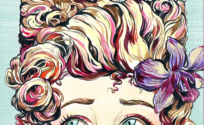 Featured Illustrator: Jacqui Oakley