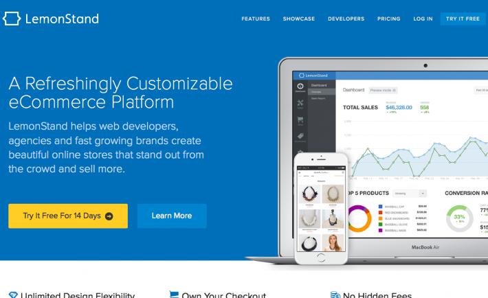 Magento Vs LemonStand: Comparison between two eCommerce platforms